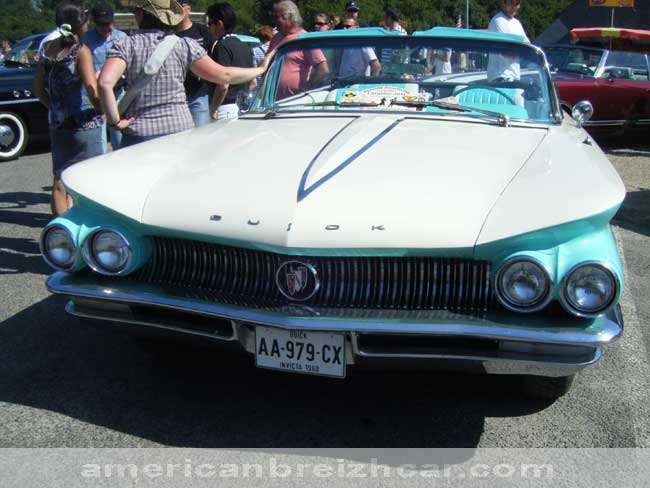 buick invicta convertible 1960 page 26 forum american breizh car. Black Bedroom Furniture Sets. Home Design Ideas