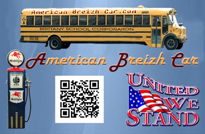 carte de visite forum american breizh car. Black Bedroom Furniture Sets. Home Design Ideas