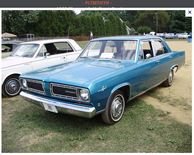 ma plymouth valiant signet de 1968 page 2 forum american breizh car. Black Bedroom Furniture Sets. Home Design Ideas